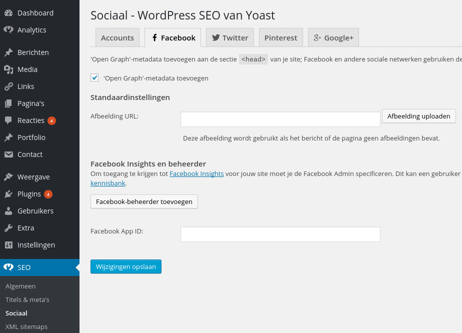 wordpress yoast facebook authorship