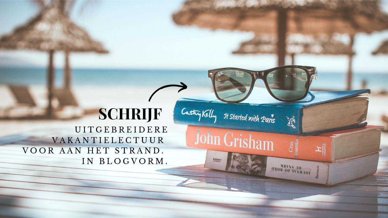 blogtips voor de zomer:langere teksten