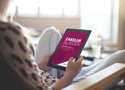 ebook zakelijk bloggen